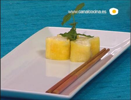 これが「Sushi arroz con leche」だ!